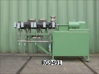 25mm Beier Werkzeugund Maschinenbau Kassel Twin Screw Extruder