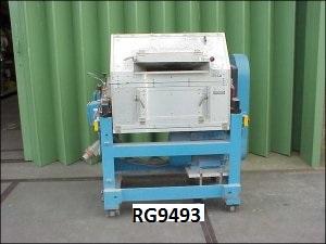 16″ Scheer & Cie Type HSG400 Pelletizer
