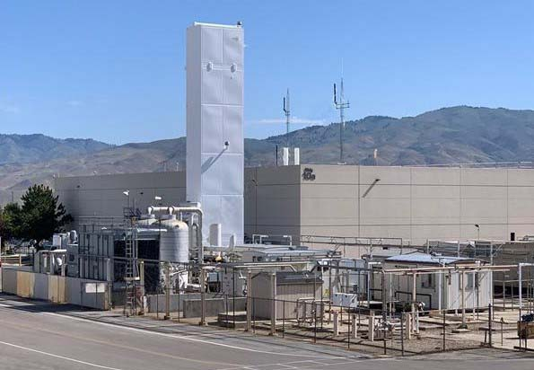 Nitrogen Plant with Capacity 5000 m3/hour