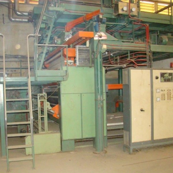 Pasta Production Line with Capacity Approximately 1500 kg/hour