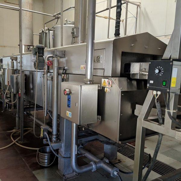 340 kg/hour Tortilla Chip Line