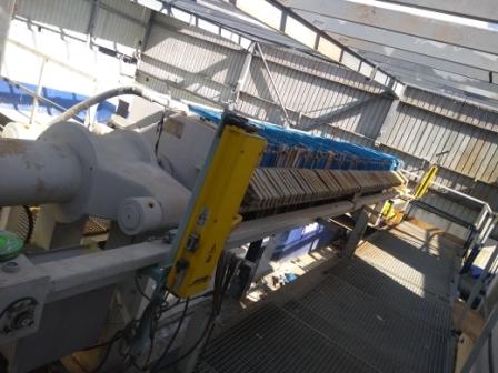 Choquenet Polypropylene Plate Filter Press