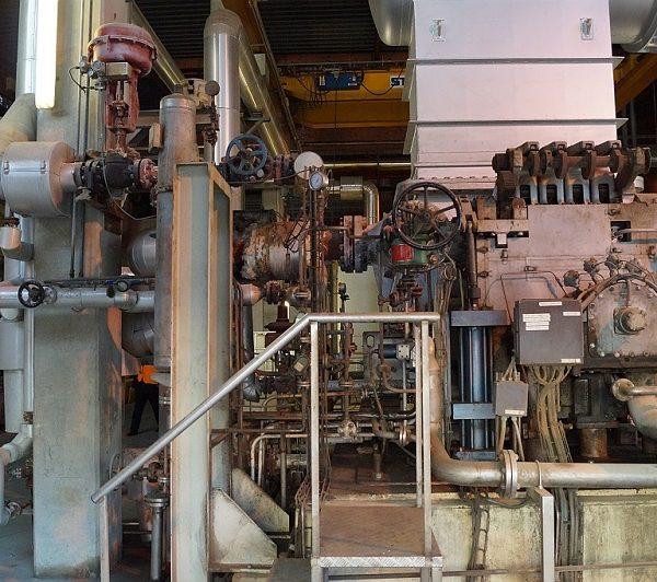 11.4 MWel, 43.1 bar Condensing Steam Turbine