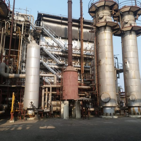 Methanol Plant with Capacity 185 Tons/Day