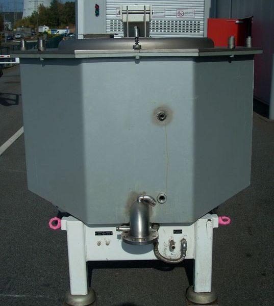 1400 KG per Hour Refurbished Bauermeiser Type N1000 Mill