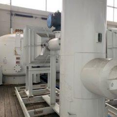 Unused VPSA Oxygen Plant with Capacity 1446 Nm3/hour