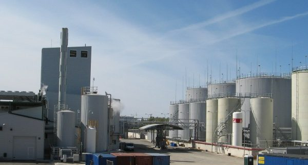 Biodiesel Plant with Capacity 100,000 TPY made by Desmet