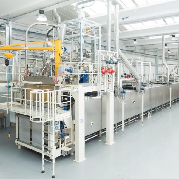 Pasta Production Line Long Cut and Gluten Free with Capacity 1000 kg/hour