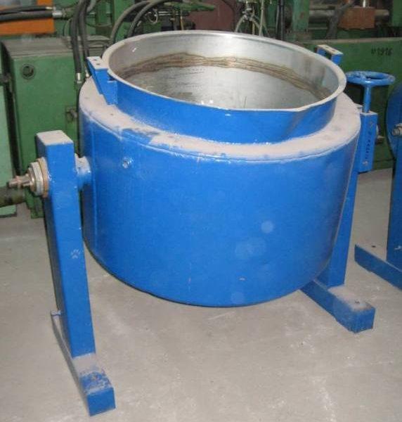 280 Liters Stainless Steel Boiler Tank