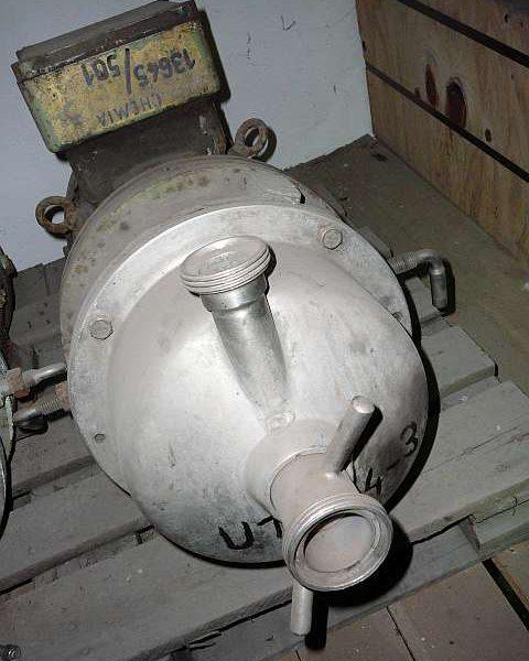 MIXER PUMP WESTFALIA A80-66-905 11KW