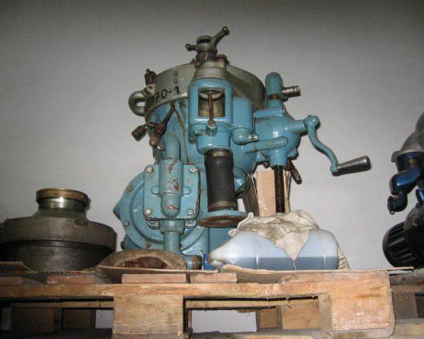 WSK Krakow MAB 205 S24/4094-8 Oil Separator