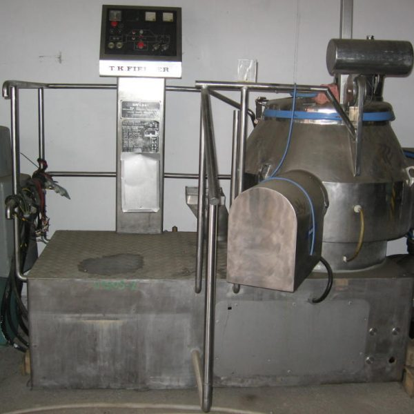 400 LTR SS T.K. FIELDER PHARMA MIX PM.400-2G