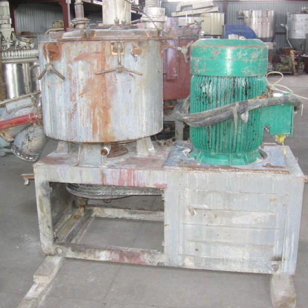300 Liter Stainless Steel Hot Mixer and Cooler