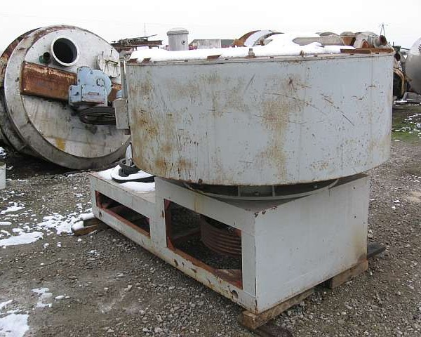 1000 Liter Trusioma (Germany) Model MSK 1000 Stainless Steel Cooler/Mixer