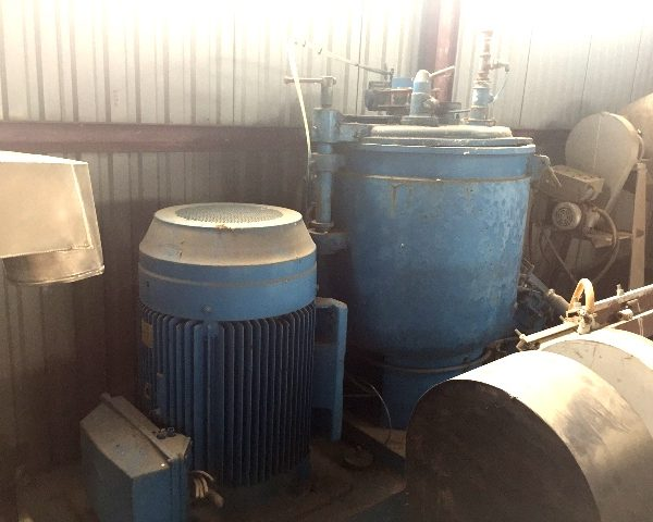 500 Liter Stainless Steel Hot Mixer and Cooler