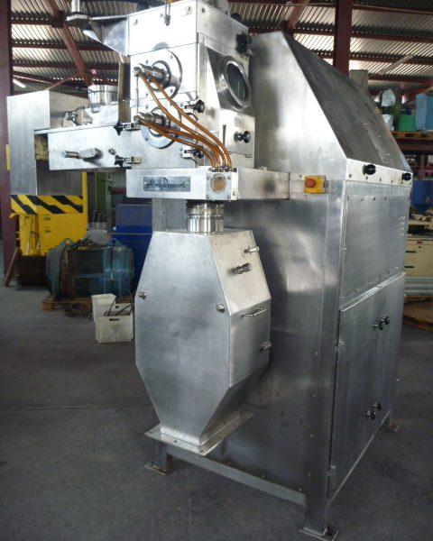 5″ X 7″ Alexanderwerk Line For Compacting Powders
