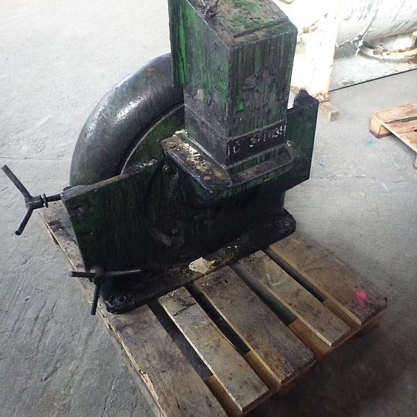 10 kW carbon steel Jehmlich beat mill type Record C