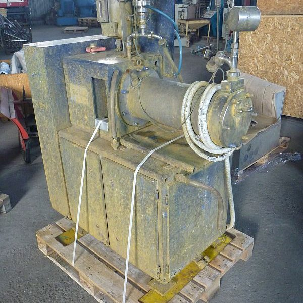 Second hand 12 ltr sand mill by Drais type PMC 12.5 TEX
