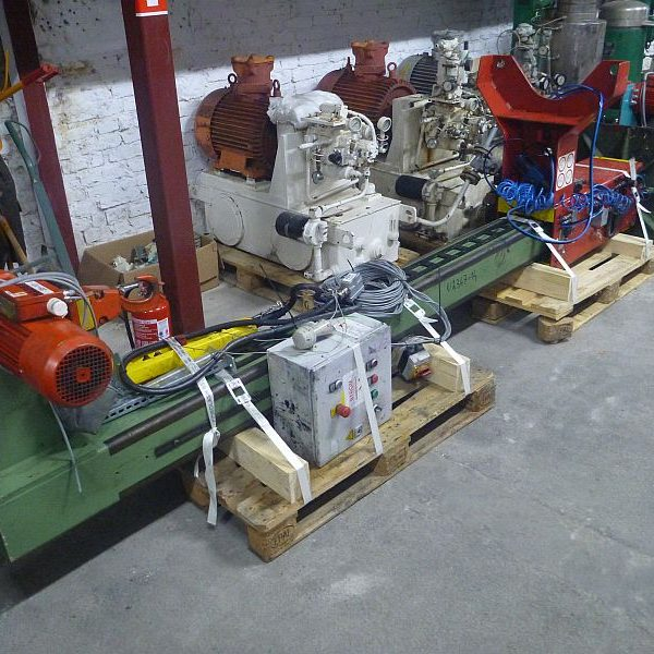 1100 MM Diameter Hydraulic Press For Removing Paint From Mixing Can