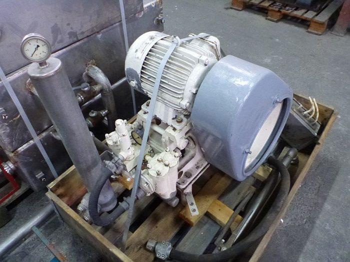Теплообменники отто Кожухотрубный испаритель Alfa Laval DED 1100 Камышин