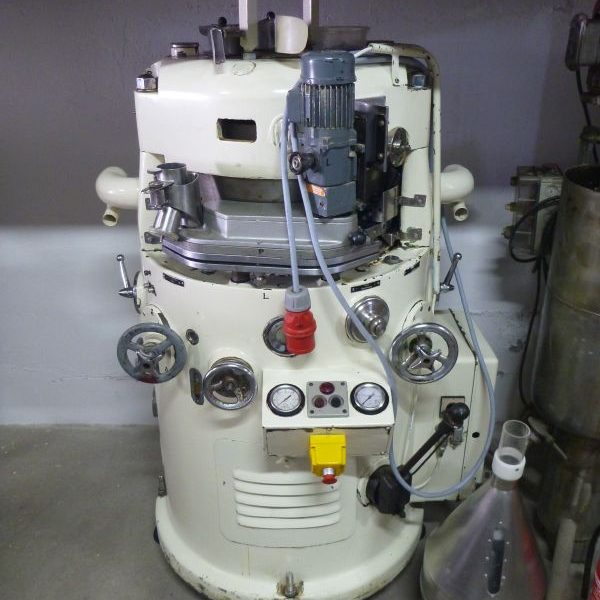 Used Rotary Tablet Press Fette Model PXXXI/P31