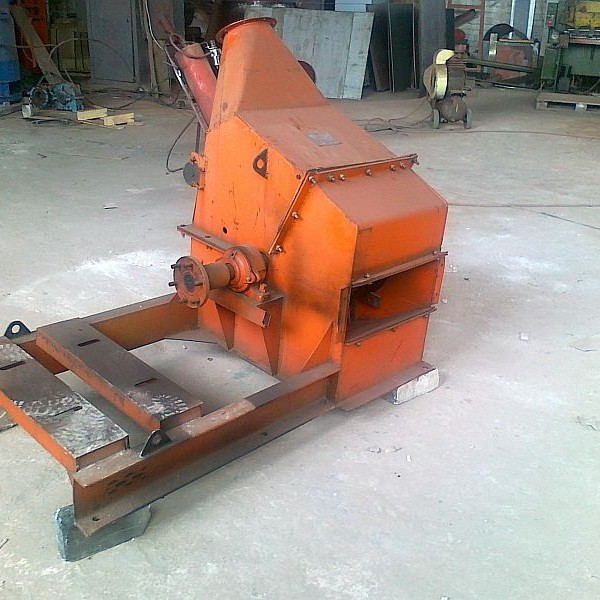 55 KW PMF (Lithuania) Carbon Steel Hammer Mill