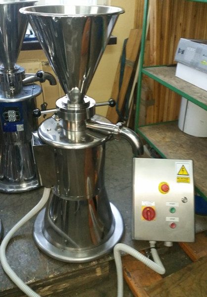 7 HP Stainless Steel Colloid Mill New