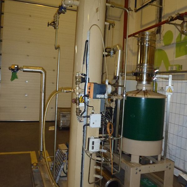 346#/Hour 145 PSI Clayton Steam Boiler