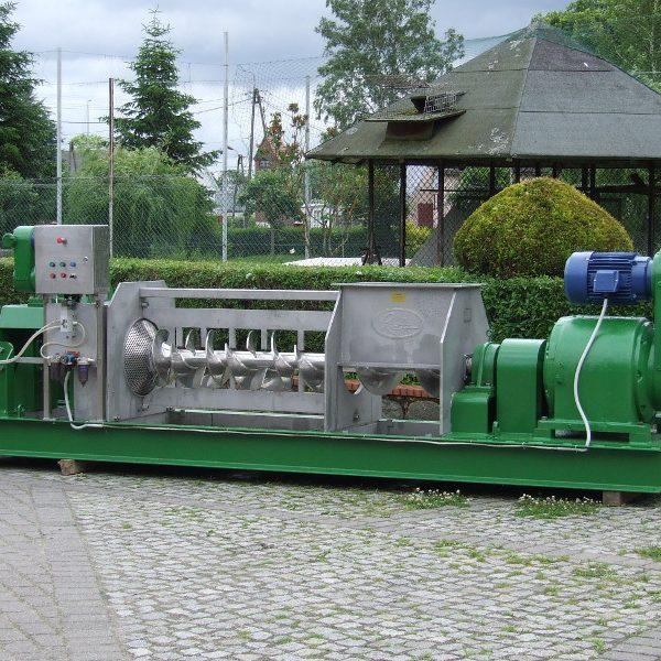 Rietz Model RSP-16-K2 Screw Press
