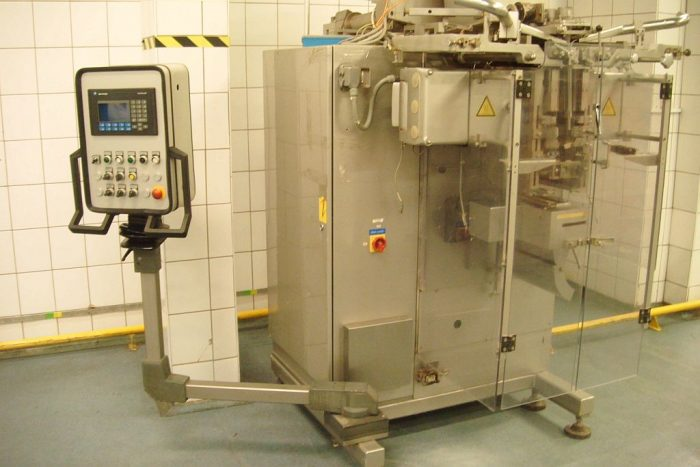 Used Second Hand Sachet Machine For Powders By Hassia