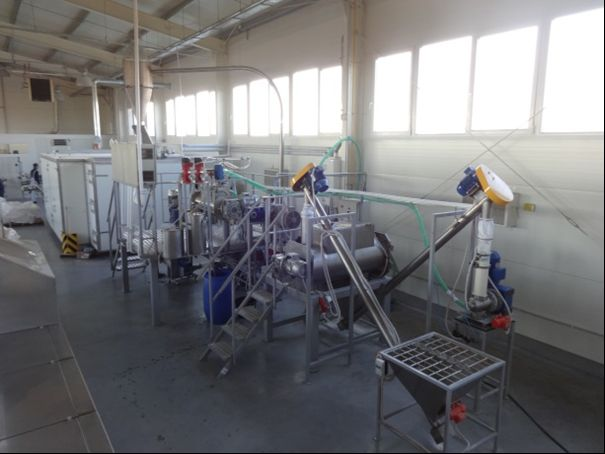 Used 50 kg/h food extrusion line by Rolmark | Food Plants, Plants
