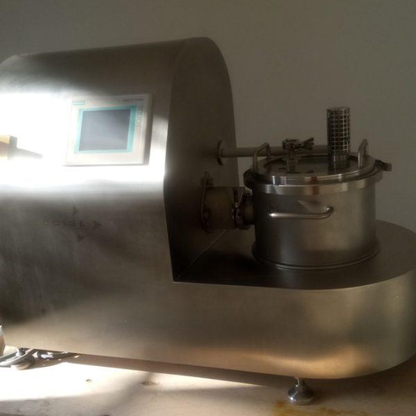 10 Litre Lodige Model MGTL 10 Stainless Steel High Shear Mixer Granulator