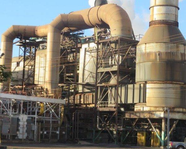 290,000#/Hour 425 PSI Foster Wheeler Boiler