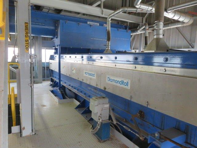 Acrowood (850 TPD) 100 TPH Chip Processing System