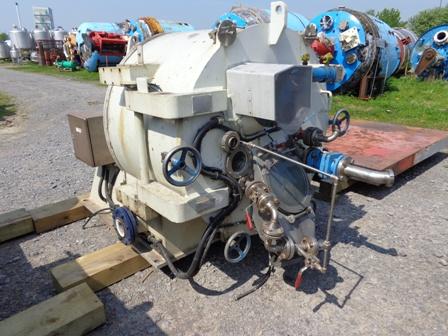 39″ Heine Model 410 Peeler Centrifuge