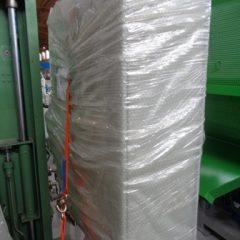 74 HP 33″ X 52″ DGM DGS 850 Shredder, New & Unused
