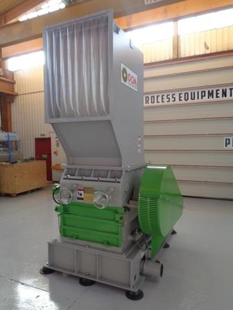 DGM Model DGH600/800 Granulator, New & Unused