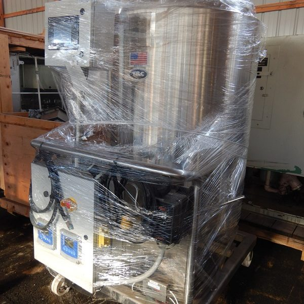 200 Gallon 70 PSI Internal, 80 PSI Jacket Stainless 316L Stainless Steel Jacketed Vessel