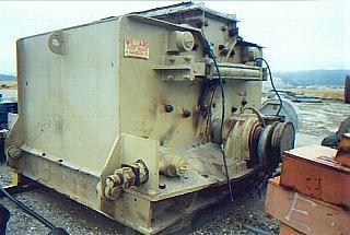 1000 HP Williams Model K Reversible Impact Crusher