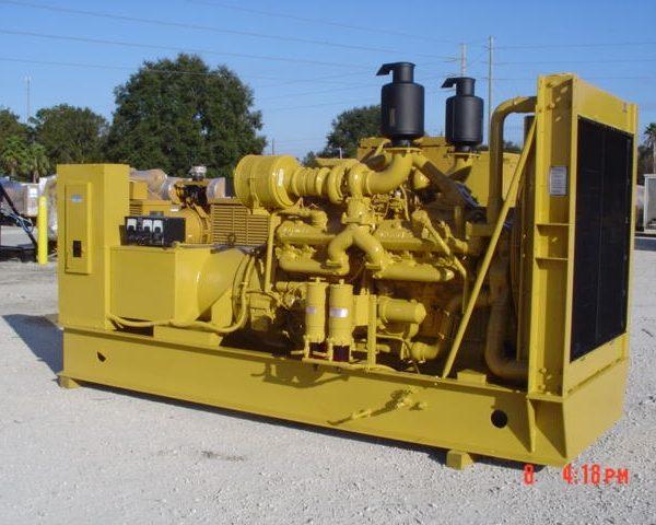 480 kw Detroit Diesel Generator Set