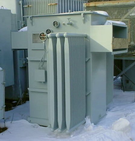 1500 KVA Niagara Out-Door Transformer