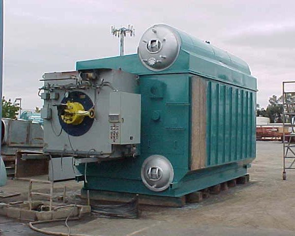 Water Tube Boiler ~ Buy and sell used water tube package boilers perry