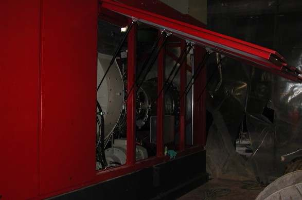 5493 kW 6300 Volts 50 Hz Solar Cogeneration Plant