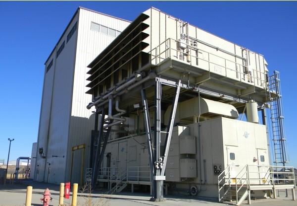 40000 kW 13200 Volts 60 Hz Cogeneration Plant