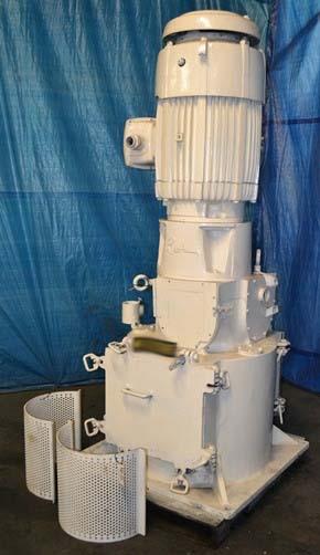 Rietz Mild Steel Disintegrator