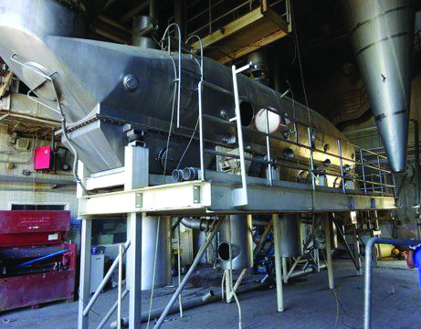 27′ X 20′ 6″ 304 Stainless Steel APV Anhydro Whey Spray Dryer System