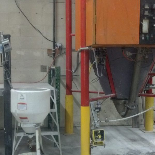 49″ Dia. Stainless Steel APV Anhydro Compact Spray Dryer
