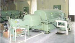 Sharples PM75000 29″ x 92″ Centrifuge