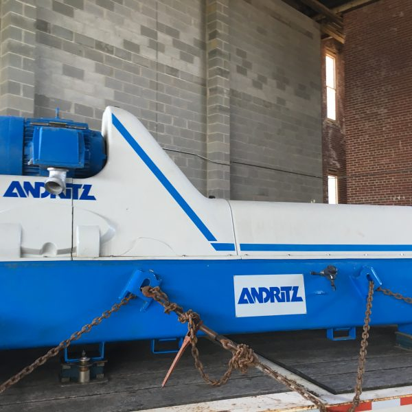 Andritz D5LC30CHP 520mm Diameter Decanter Centrifuge