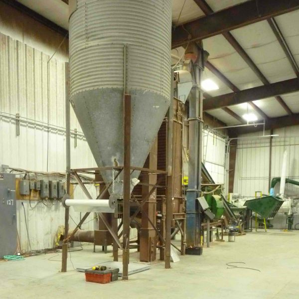 1 Ton/Hour Wood Pellet Plant